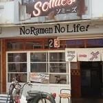 麺屋 Somie's - 150612_ソミーズ_外観①