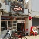 麺屋 Somie's - 150612_ソミーズ_外観②