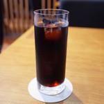 カユ デ ロワ - アイスコーヒー(400円)