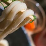 本町製麺所 本店 - うどんリフト2