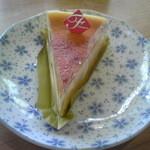 Fujiyaresutoran - ぜいたくベークドチーズケーキ