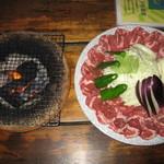Loft倶楽部 - 炭火と生ラム