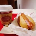 シアトルズ ベスト コーヒー - 料理写真:SBCドックにコーヒー
