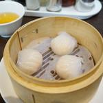 中国料理 龍亭 - 海老餃子