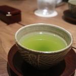 神楽坂 石かわ - お茶