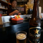 くろ田 - 生ビールはありません。