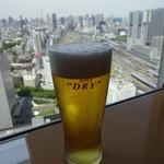 日本橋 - 生ビール:850円