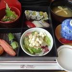 日本橋 - レディースランチ:2,500円