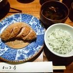 Katsukichi - 豚てごねかつ定食