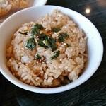 哲麺 - 哲めし(哲めしセット)