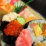 宇多美寿司 - 握り寿司\1,000円