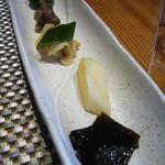 和菜や 幸 - 香の物