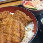 喜多呂 - 2015.6 上カツ丼