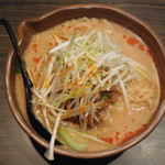 田所商店 - 料理写真:信州味噌タンタン麺大盛