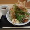 かつや - 料理写真:しゃきしゃき野菜のチキンカツ丼 ¥529→¥429