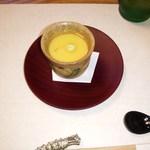 38979194 - 毛ガニの冷たい茶碗蒸し