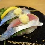 北海素材 - 料理写真:2014年11月 活生さば【295円】