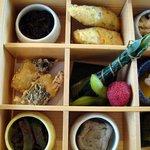 醐山料理 雨月茶屋 - 二段目半分