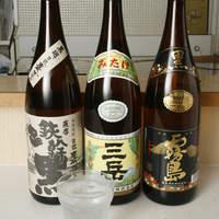 えん - 日本酒・焼酎メインでそのときの仕入れによりいろいろございます。