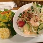 猿Cafe - ロミロミ丼