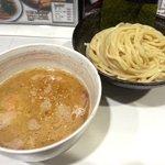 麺屋 侍 - 濃厚系鶏白湯つけ麺!(2015,06/11)