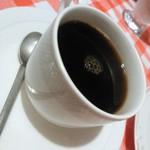 パスタ・カルタ・パコ - パスタセットのコーヒー