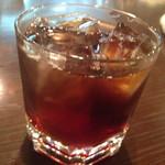 さかなや いぬい - 黒糖梅酒