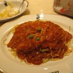 インデアンカレー - ミートスパゲティ