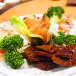 慶福楼 - 五目冷菜の盛り合わせ2,300円