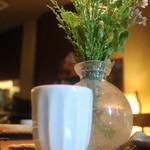 38986033 - お花とお茶