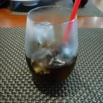 ルカ ジュナ - 【アイスコーヒー】(パスタコース 1680円)