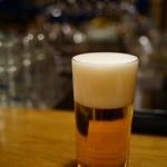 Brasserie Beer Blvd. - シャープ注ぎ