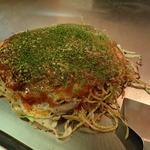 38990805 - 「豚肉・玉子・そば」(税抜600円)+「野菜大盛り」(税抜100円増し)