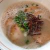ラーメン べっぷんち - 料理写真:「チャーシュー麺 白(細麺)」(2015.06)