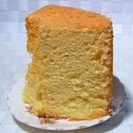 キミドリ - シフォンケーキ