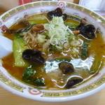 寶龍 - 坦々麺 800円   2015/5
