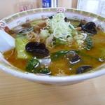 寶龍 - 坦々麺 2015/5