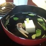 尾花 - 肝吸い(400円)