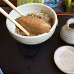 羊蹄山 - 蕎麦がきの素揚げ