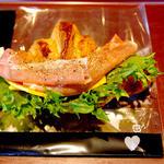 マンマーノ - 生ハムとチーズのクロワッサン