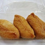 米の嶋村総本店 - 料理写真:いなりすし 185円 (^^