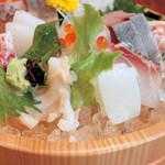 のどぐろ日本海 - 料理写真:お造り
