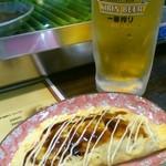 鶏太郎 - オムソバ