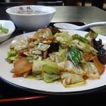 桂林 - 豚肉とキャベツの味噌炒め