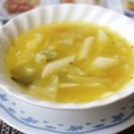38999792 - ランチのスープ=15年6月