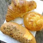 ブランジェリー・フールノー - フールノーのパン