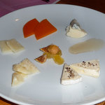 アローラ - チーズ盛り合わせ