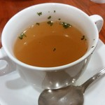 39000261 - Cランチのスープ