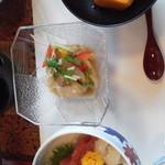 39001114 - 刺身・マリネ・煮物