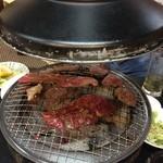 ミスター心 - お肉美味しすぎ!(⌒_⌒)